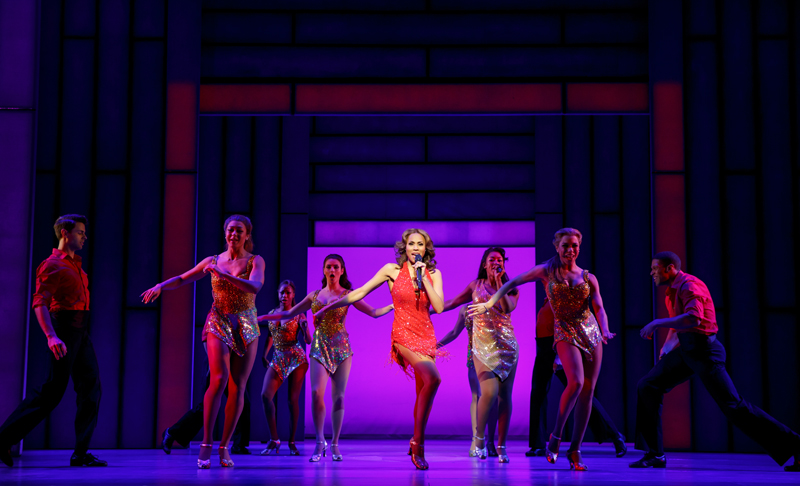 The Bodyguard, July 18 - 30, Dallas Summer Musicals