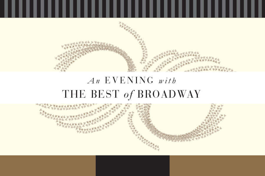 An Evening with the Best of Broadway Starring Brian Stokes Mitchell and a Surprise Broadway Guest, Saturday, November 4, 2017 Music Hall at Fair Park