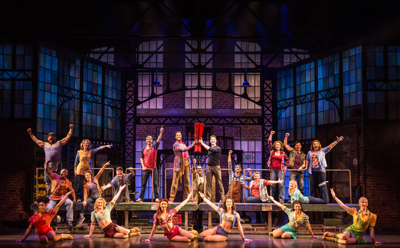Kinky Boots, March 28 - April 9, Dallas Summer Musicals