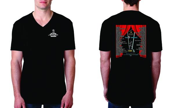 2017 DSM High School Musical Theatre Awards T-Shirt