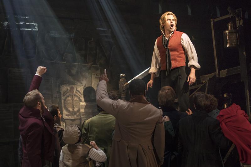 Les Miserables, April 24 - May 6, 2018, Dallas Summer Musicals
