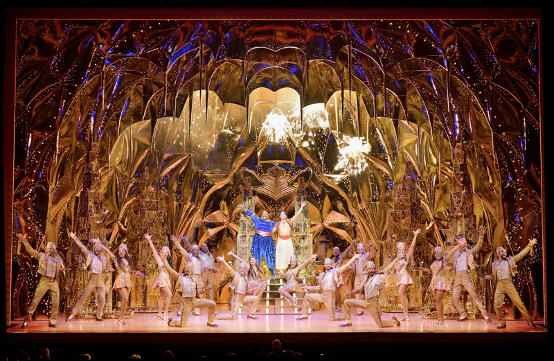 Aladdin, Dallas Summer Musicals 2018/2019 Season Music Hall at Fair Park