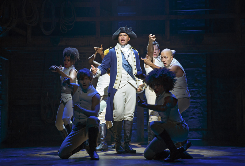 Hamilton, Coming to Dallas Summer Musicals 18/19 Season
