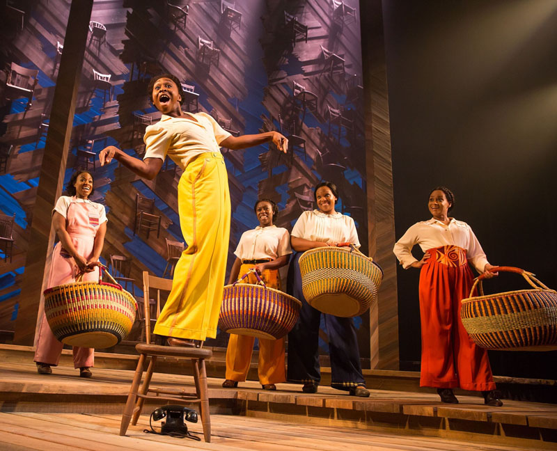 The Color Purple, January 23 - February 4, 2018, Dallas Summer Musicals
