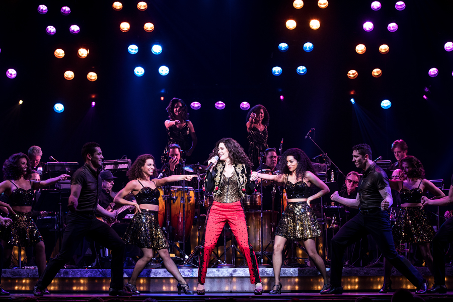 ON YOUR FEET! is presented by Dallas Summer Musicals February 27 – March 11, 2018 at Music Hall at Fair Park.