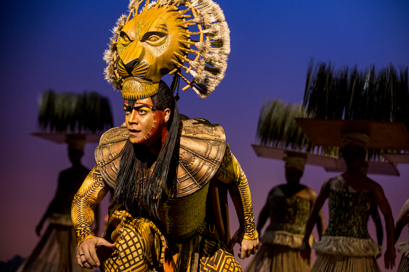 THE LION KING is presented by Dallas Summer Musicals June 13 – July 7, 2018 at Music Hall at Fair Park.