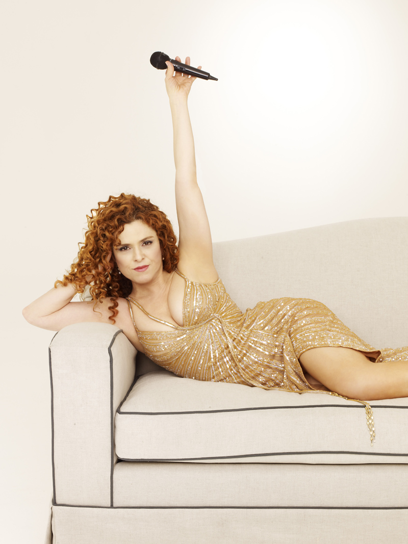 An Evening with Bernadette Peters Saturday, November 4, 2017 Music Hall at Fair Park