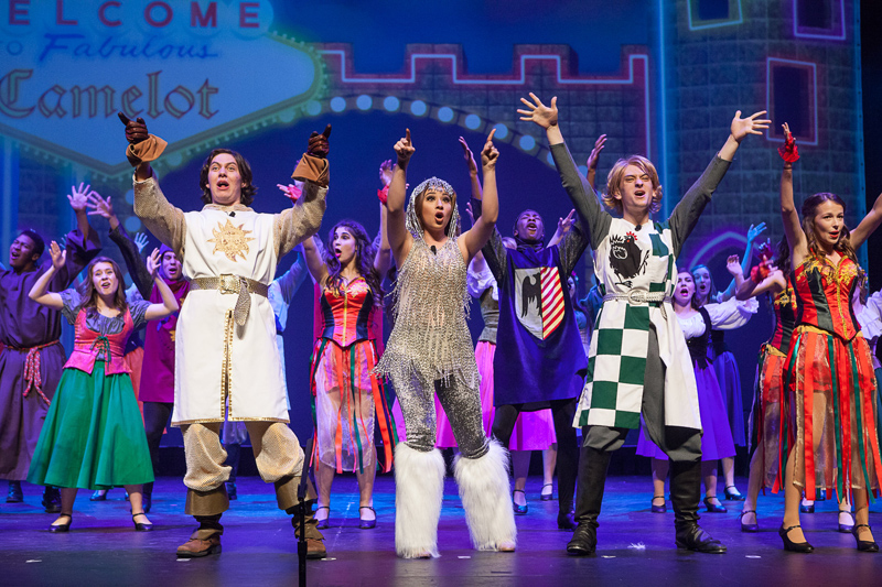 6TH ANNUAL HIGH SCHOOL MUSICAL THEATRE AWARDS, THURSDAY, MAY 18, 2017