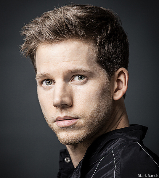 Stark Sands by Drew Wiedemann