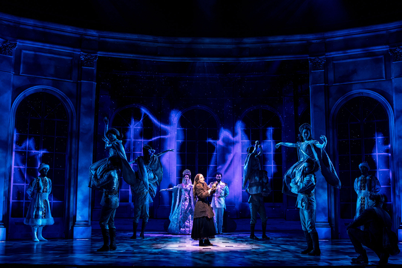 ANASTASIA is presented by Dallas Summer Musicals February 19 – March 3, 2019 at Music Hall at Fair Park.