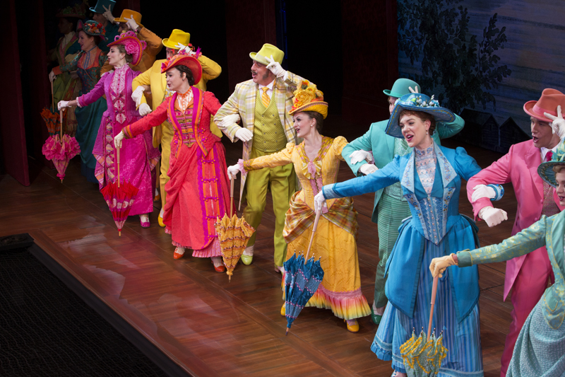 HELLO DOLLY!is presented by Dallas Summer Musicals July 17 – 28, 2019at Music Hall at Fair Park.