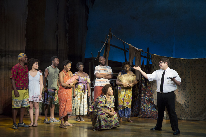 THE BOOK OF MORMON is presented by Dallas Summer Musicals January 29 – February 3, 2019 at Music Hall at Fair Park.
