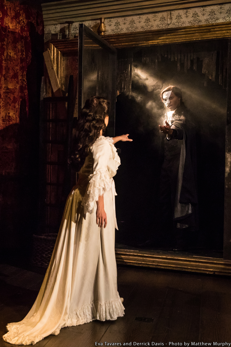 THE PHANTOM OF THE OPERA coming to Dallas Summer Musicals December 19, 2018 – January 6, 2019 at the Music Hall at Fair Park.