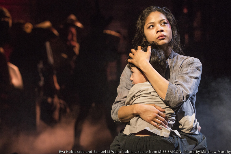 MISS SAIGON is coming to Dallas Summer Musicals May 14 – 26, 2019 at the Music Hall at Fair Park.