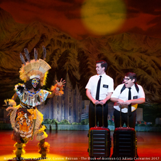 THE BOOK OF MORMON is coming to Dallas Summer Musicals January 29 – February 3, 2019 at the Music Hall at Fair Park.