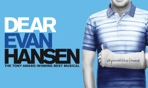 Dear Evan Hansen coming to Dallas Summer Musicals in the 19/20 Season