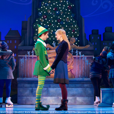 ELF is coming to Dallas Summer Musicals November 27 – December 2, 2018 at the Music Hall at Fair Park.