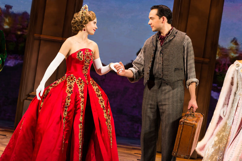 ANASTASIA Production Photo Runs February 19 – March 3, 2019 at Music Hall at Fair Park.