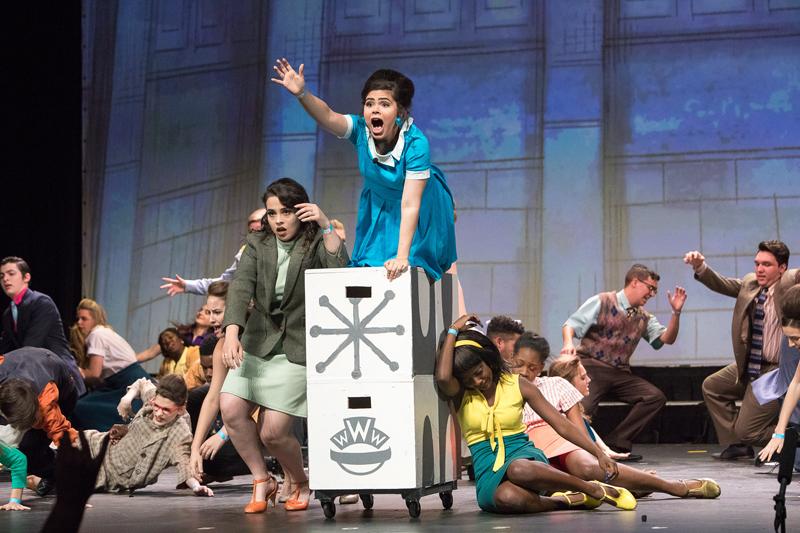 Dallas Summer Musicals High School Musical Theatre Awards Thursday, May 17