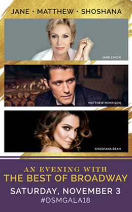 An Evening with the Best of Broadway
