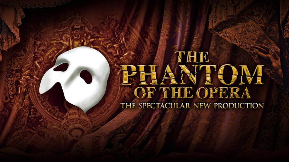 Image result for dallas summer musicals phantom of the opera