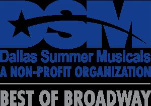Dallas Summer Musicals Logo