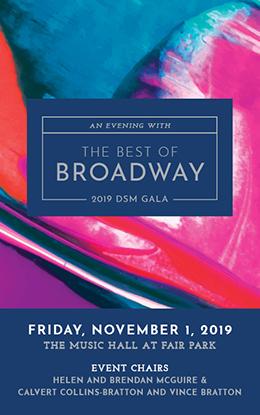 2019 DSM Gala