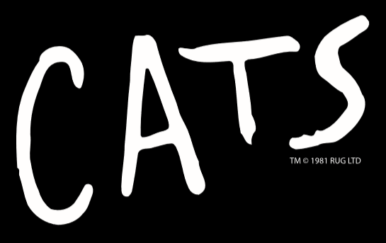 CATS Title Treatment