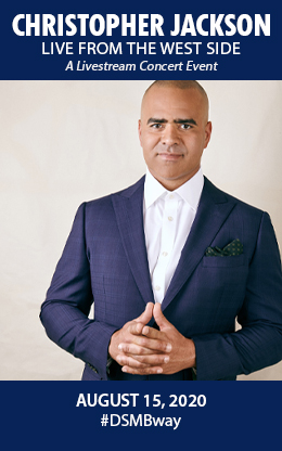 Christopher Jackson: Live From The West Side