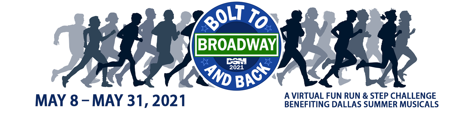 Dallas Summer Musical's Bolt To Broasway and Back Campaign