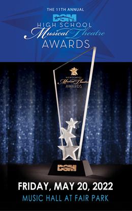 DSM High School Musical Theater Awards 2022
