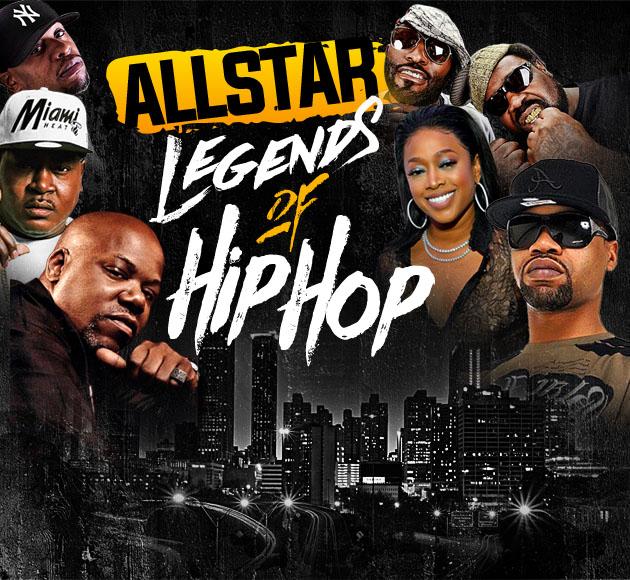 All Star Legends of Hip Hop